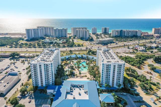 4203 Indian Bayou Trail Unit 1803, Destin, FL 32541 (MLS #834907) :: Somers & Company