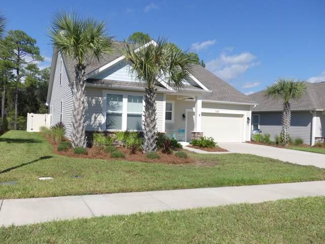 338 Blue Sage Road, Panama City Beach, FL 32413 (MLS #834921) :: Keller Williams Realty Emerald Coast
