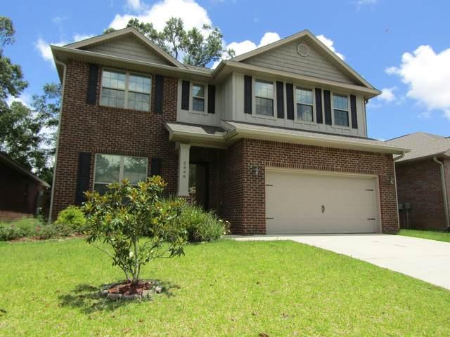 2498 Redford Drive, Cantonment, FL 32533 (MLS #835100) :: Classic Luxury Real Estate, LLC