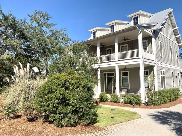 55 Seagrove Village Drive, Santa Rosa Beach, FL 32459 (MLS #835160) :: Engel & Voelkers - 30A Beaches