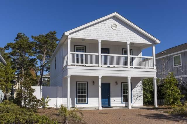 20 Grayling Way, Inlet Beach, FL 32461 (MLS #835366) :: Luxury Properties on 30A
