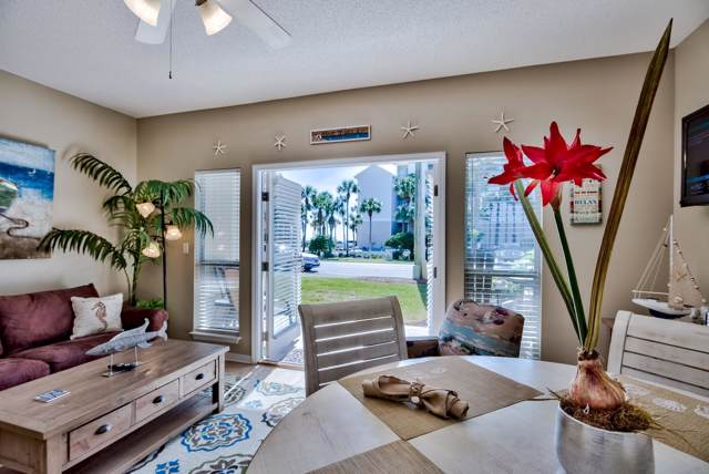 73 Shirah Street Unit 108, Destin, FL 32541 (MLS #835419) :: Berkshire Hathaway HomeServices Beach Properties of Florida