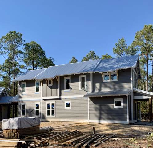 6614 Button Buck Trail Lot 41, Panama City Beach, FL 32413 (MLS #835551) :: RE/MAX By The Sea