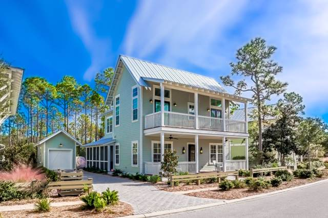 404 E Royal Fern Way, Santa Rosa Beach, FL 32459 (MLS #835605) :: Hilary & Reverie