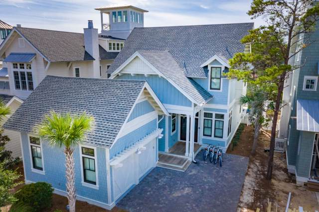 232 E Yacht Pond Lane, Watersound, FL 32461 (MLS #835643) :: Classic Luxury Real Estate, LLC