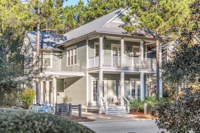 44 Thicket Circle, Santa Rosa Beach, FL 32459 (MLS #835656) :: Luxury Properties on 30A