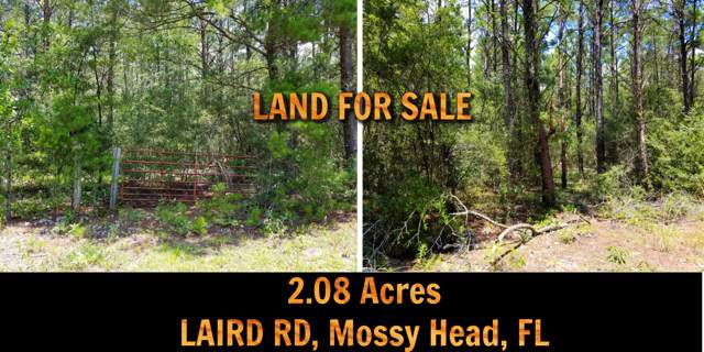 28 Acres Laird Road, Mossy Head, FL 32434 (MLS #835697) :: RE/MAX By The Sea