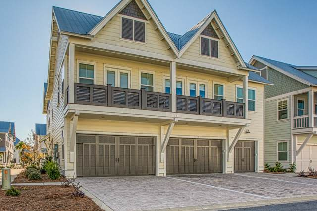 27 Dune Comet Lane A, Santa Rosa Beach, FL 32459 (MLS #836272) :: The Beach Group
