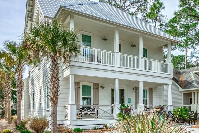 120 Magnolia Street, Santa Rosa Beach, FL 32459 (MLS #836367) :: The Beach Group