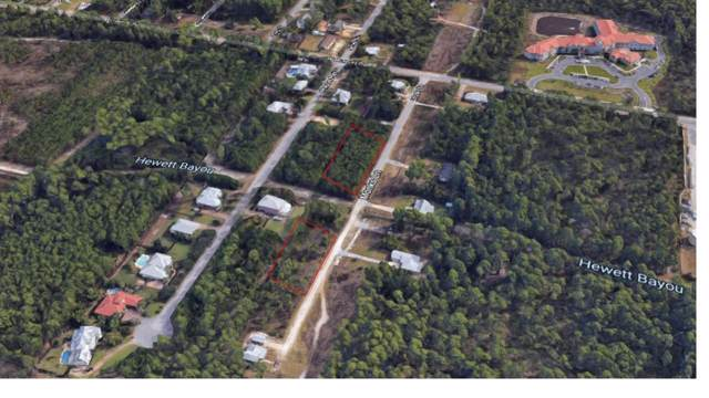 Lot4,5,6,7 W Monks Lane, Santa Rosa Beach, FL 32459 (MLS #836523) :: Berkshire Hathaway HomeServices PenFed Realty