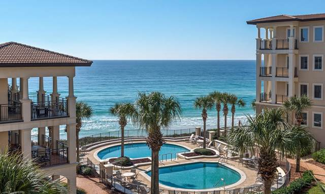 56 Blue Mountain Road Unit B306, Santa Rosa Beach, FL 32459 (MLS #836629) :: Linda Miller Real Estate