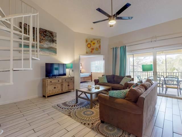 5239 Tivoli Drive Unit 5239, Miramar Beach, FL 32550 (MLS #836698) :: Back Stage Realty