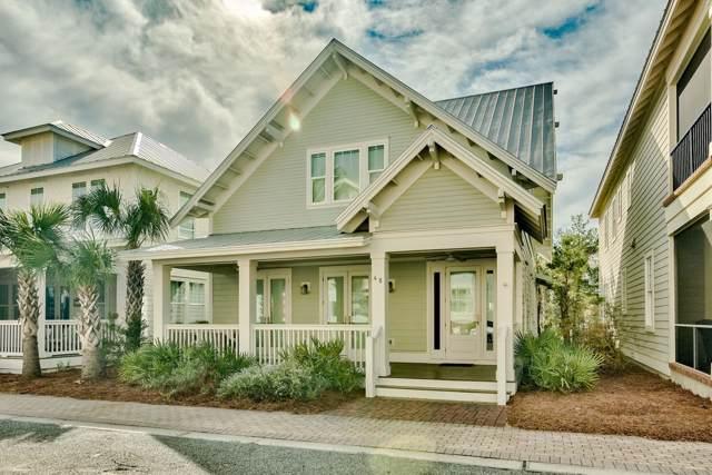 48 Pleasant Street, Inlet Beach, FL 32461 (MLS #836828) :: 30a Beach Homes For Sale