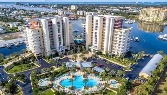 725 Gulf Shore Drive Unit 703A, Destin, FL 32541 (MLS #837057) :: Luxury Properties on 30A