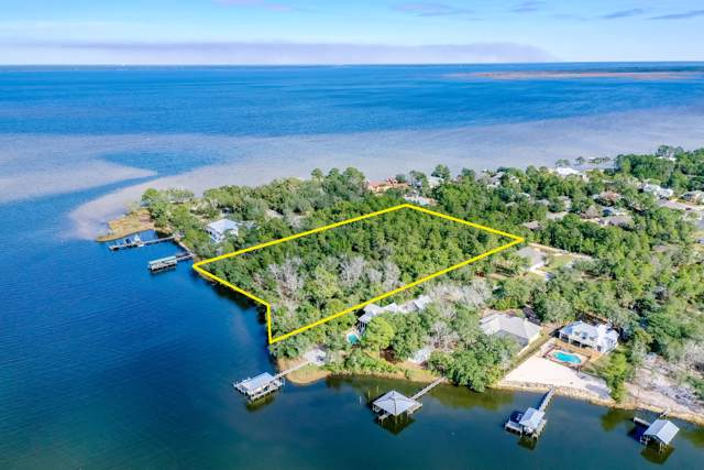 704 E Mack Bayou Drive, Santa Rosa Beach, FL 32459 (MLS #837274) :: Scenic Sotheby's International Realty