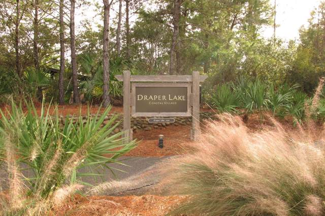 Lot 2 Thistle Lane, Santa Rosa Beach, FL 32459 (MLS #837386) :: Beachside Luxury Realty