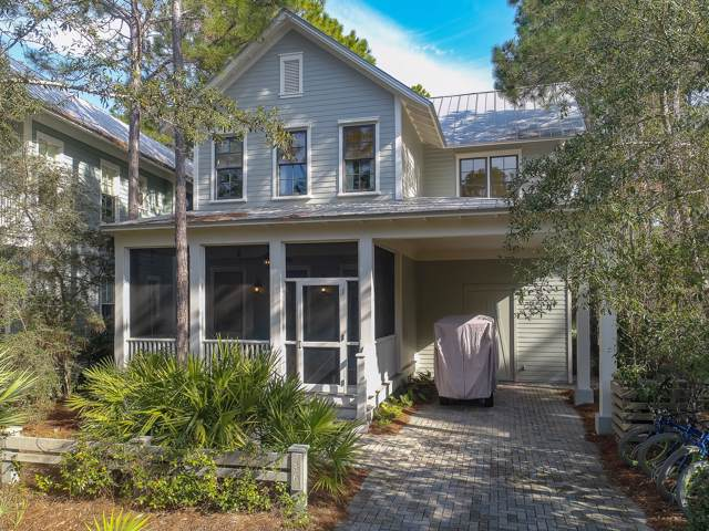 36 Thicket Circle, Santa Rosa Beach, FL 32459 (MLS #837676) :: Berkshire Hathaway HomeServices Beach Properties of Florida
