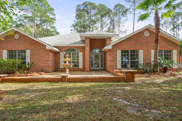414 Driftwood Point Road, Santa Rosa Beach, FL 32459 (MLS #838165) :: ResortQuest Real Estate