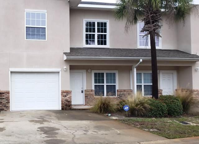 1553 Bentley Circle, Fort Walton Beach, FL 32547 (MLS #838337) :: ResortQuest Real Estate