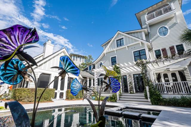 158 Coopersmith Lane, Inlet Beach, FL 32461 (MLS #838370) :: Somers & Company