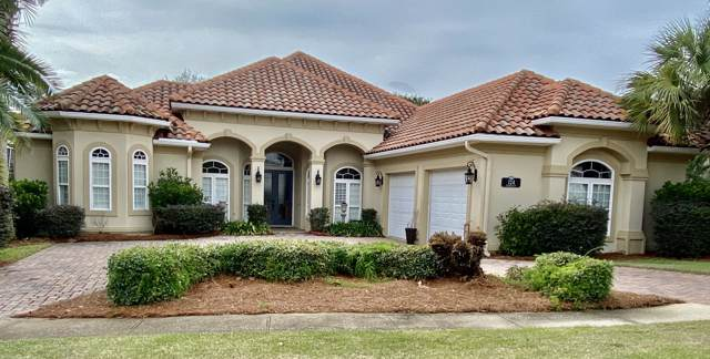 124 Tranquility Lane, Destin, FL 32541 (MLS #838391) :: Classic Luxury Real Estate, LLC