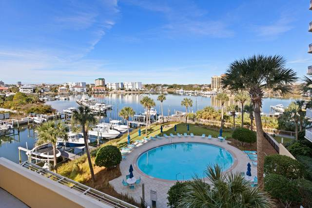 725 Gulf Shore Drive 205B, Destin, FL 32541 (MLS #838529) :: Berkshire Hathaway HomeServices PenFed Realty