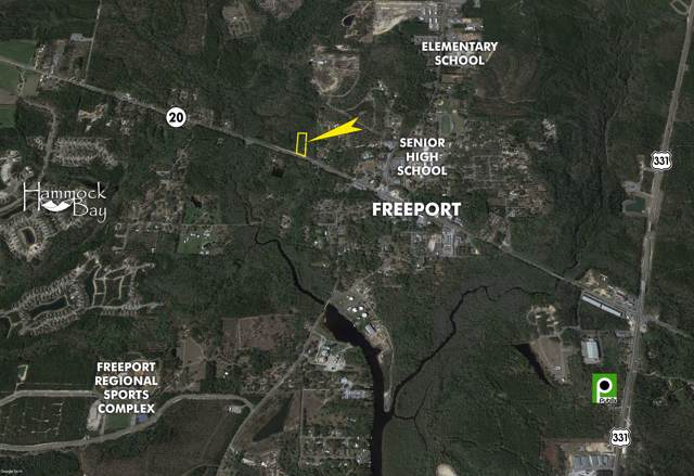 2.17 Acres W St Highway 20, Freeport, FL 32439 (MLS #838676) :: Scenic Sotheby's International Realty