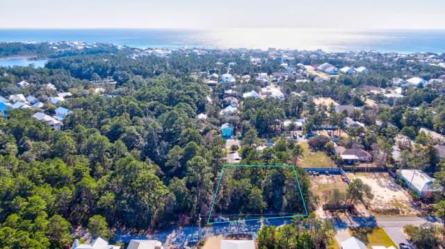 Lots 5 & 6 Walnut Street, Santa Rosa Beach, FL 32459 (MLS #838683) :: Classic Luxury Real Estate, LLC