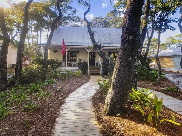 36 Magnolia Street, Santa Rosa Beach, FL 32459 (MLS #839036) :: Scenic Sotheby's International Realty