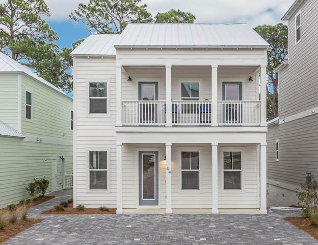 44 Charming Way, Santa Rosa Beach, FL 32459 (MLS #839403) :: Berkshire Hathaway HomeServices PenFed Realty