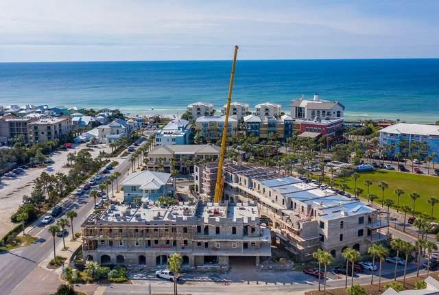 1740 S County Hwy 393 #307, Santa Rosa Beach, FL 32459 (MLS #839462) :: Berkshire Hathaway HomeServices Beach Properties of Florida