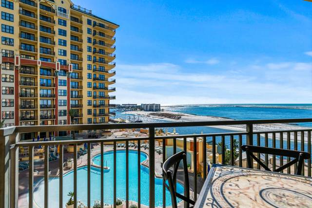 10 Harbor Boulevard Unit W423, Destin, FL 32541 (MLS #839600) :: Coastal Lifestyle Realty Group