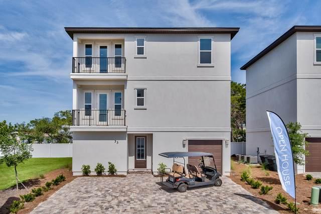 93 Ciboney Street Lot 7A, Miramar Beach, FL 32550 (MLS #839623) :: Classic Luxury Real Estate, LLC