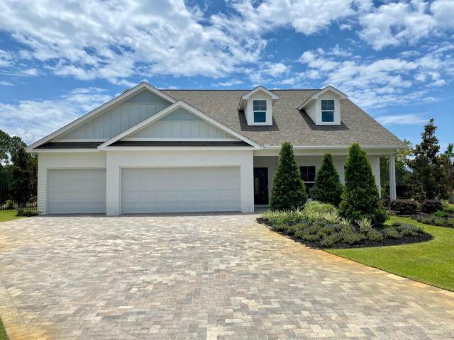 174 Lake Park Cove, Santa Rosa Beach, FL 32459 (MLS #839721) :: Berkshire Hathaway HomeServices Beach Properties of Florida