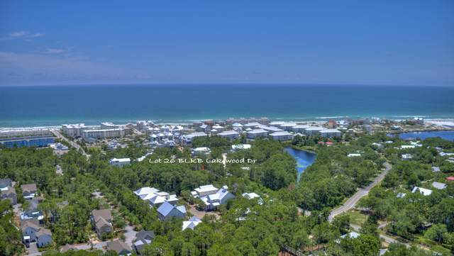 Lot 26 Lakewood Drive, Santa Rosa Beach, FL 32459 (MLS #839804) :: Engel & Voelkers - 30A Beaches
