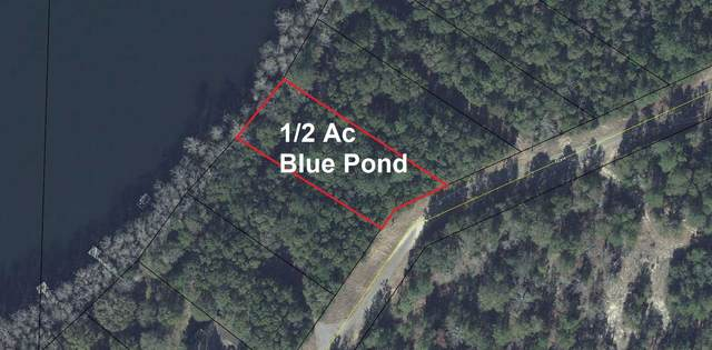 Lot 36 Blue Pond, Ponce De Leon, FL 32455 (MLS #839938) :: Classic Luxury Real Estate, LLC