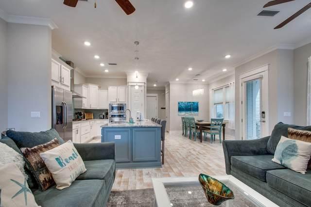 54 Pine Lands Loop West A, Inlet Beach, FL 32461 (MLS #840155) :: Berkshire Hathaway HomeServices Beach Properties of Florida