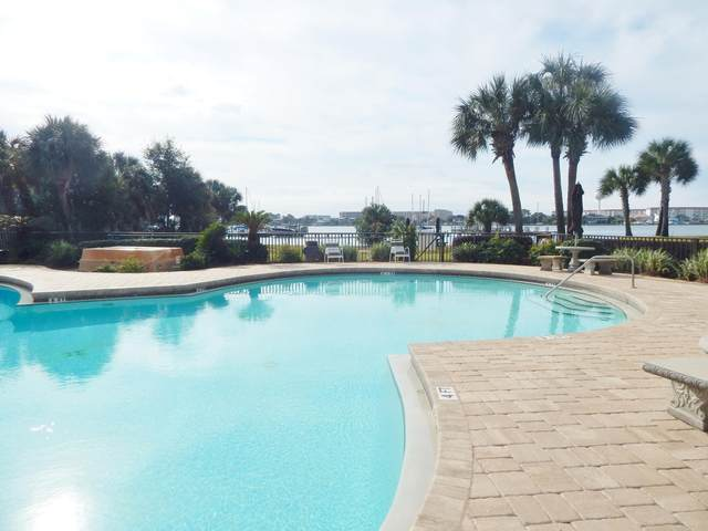 214 Miracle Strip Pkwy, Sw Unit B103, Fort Walton Beach, FL 32548 (MLS #840305) :: Classic Luxury Real Estate, LLC