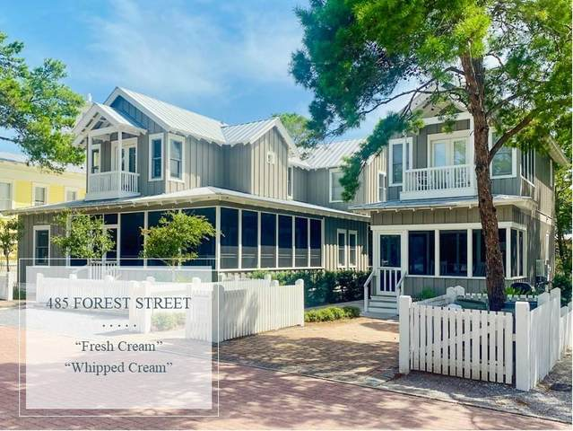 485 Forest Street Street, Santa Rosa Beach, FL 32459 (MLS #840315) :: Berkshire Hathaway HomeServices Beach Properties of Florida