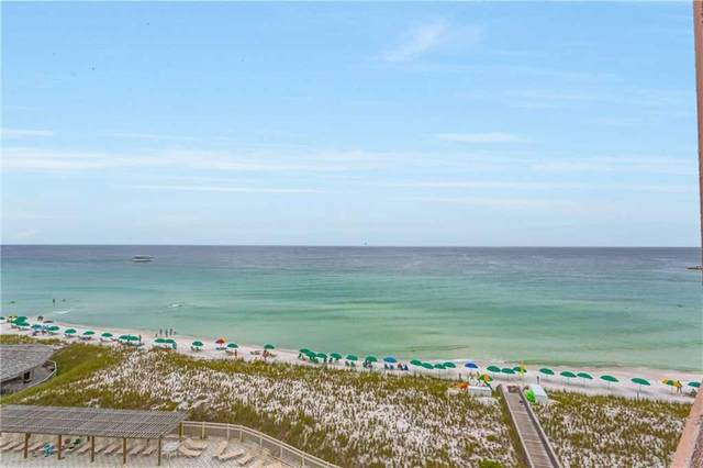 500 Gulf Shore Drive Unit 609A, Destin, FL 32541 (MLS #840363) :: ENGEL & VÖLKERS