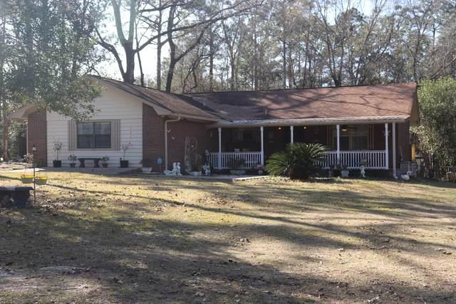 6824 Josey Road, Laurel Hill, FL 32567 (MLS #840416) :: Classic Luxury Real Estate, LLC