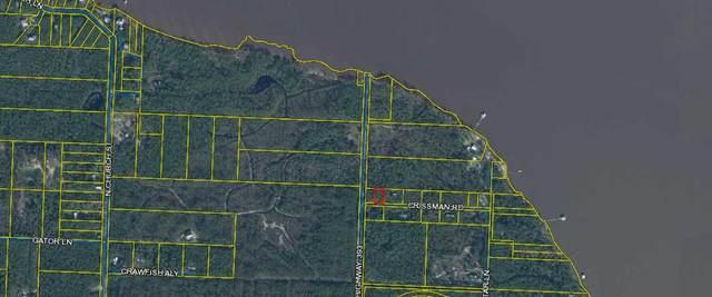 Lot 2 Crissman Road, Santa Rosa Beach, FL 32459 (MLS #840451) :: Vacasa Real Estate