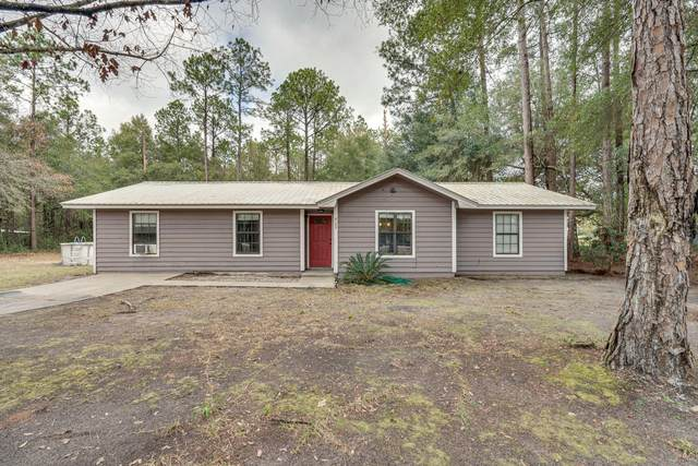 6135 Garden City Road, Crestview, FL 32539 (MLS #840485) :: Scenic Sotheby's International Realty