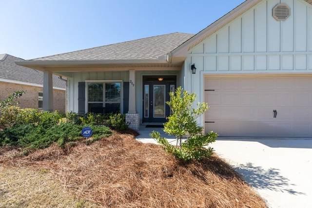 289 Dickens Drive, Freeport, FL 32439 (MLS #840582) :: Classic Luxury Real Estate, LLC