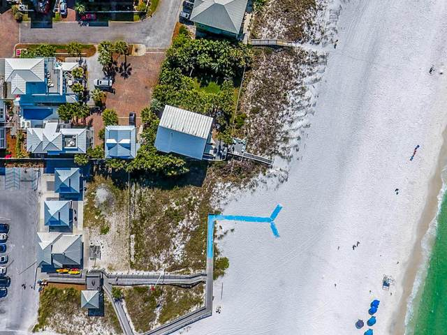 160 Seaward Drive, Santa Rosa Beach, FL 32459 (MLS #840589) :: Vacasa Real Estate