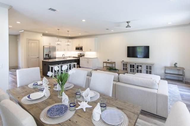 55 Heron's Xing 2C, Santa Rosa Beach, FL 32459 (MLS #840649) :: Berkshire Hathaway HomeServices Beach Properties of Florida