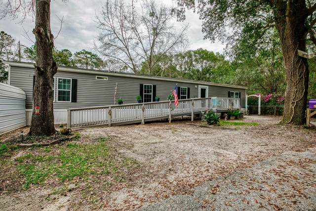 144 Sarah Street, Freeport, FL 32439 (MLS #840652) :: Classic Luxury Real Estate, LLC