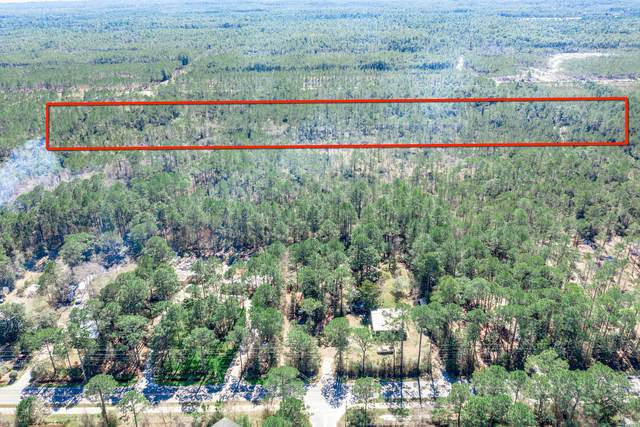 Lot 34 10 Acres Off Chat Holly, Santa Rosa Beach, FL 32459 (MLS #840671) :: Classic Luxury Real Estate, LLC