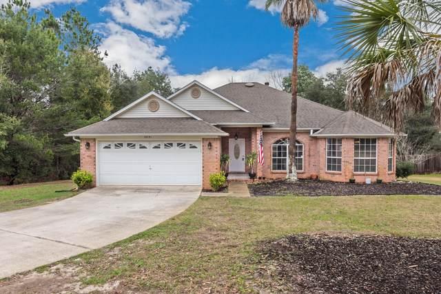 2651 Barefoot Creek Circle, Navarre, FL 32566 (MLS #840997) :: Coastal Lifestyle Realty Group