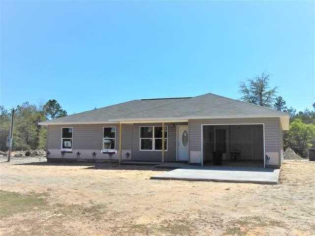 250 Shorey Drive, Defuniak Springs, FL 32434 (MLS #841091) :: Coastal Luxury